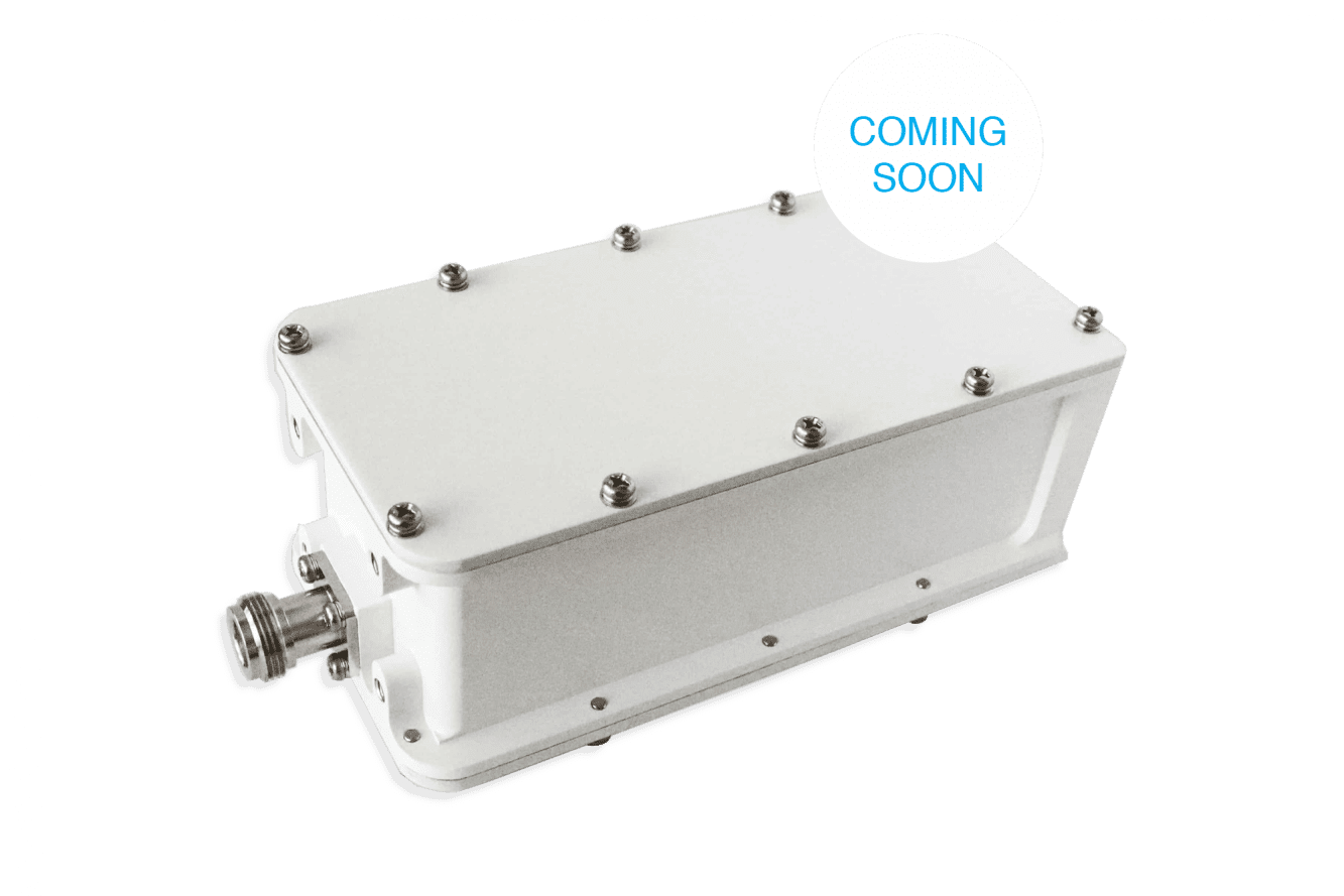 Satellite Communication X-Band Low Noise Block Downconverter for Earth Observation