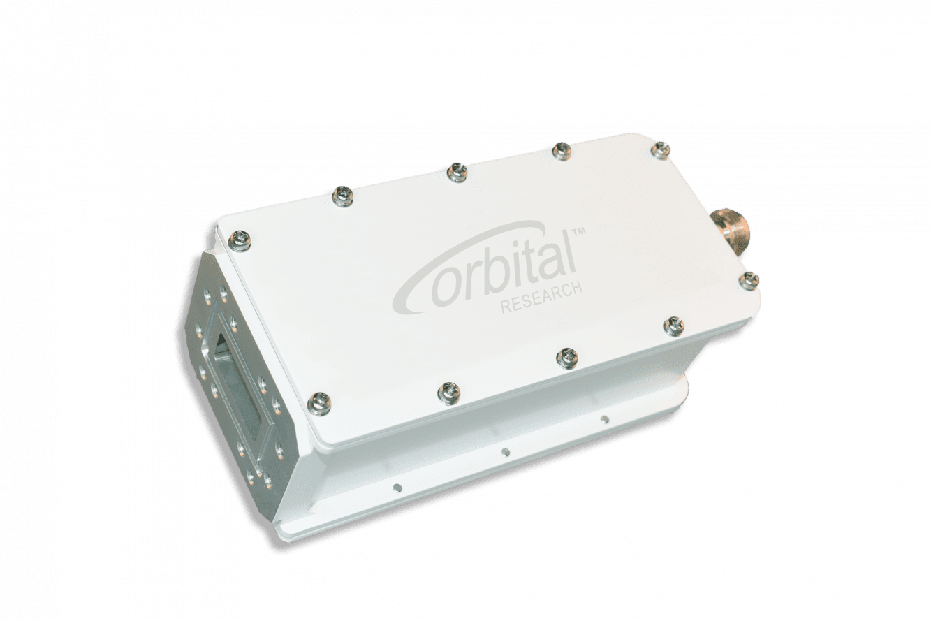 Satellite Communication X-Band Low Noise Block Downconverter with Internal Isolator and External Reference